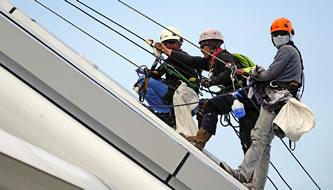 Coordinamos la seguridad y salud de la construcción